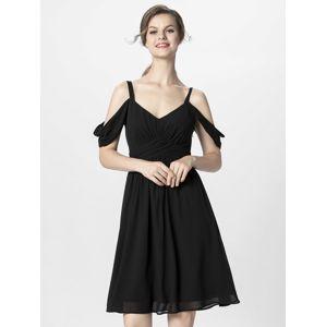 APART Letné šaty  čierna