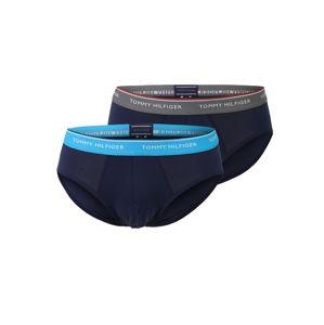 Tommy Hilfiger Underwear Nohavičky  modrá / tmavomodrá / sivá