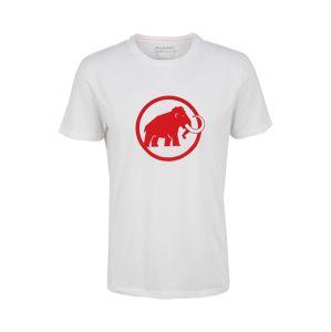 MAMMUT Funkčné tričko  červená / biela