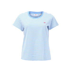 Levi's® Plus Top 'PL Perfect'  biela / modrá