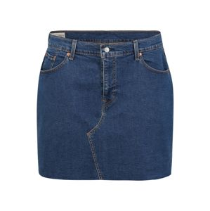 Levi's® Plus Rock 'DECONSTRUCTED'  modrá denim