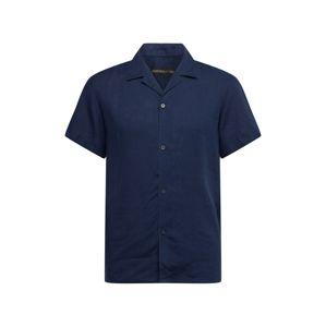 DRYKORN Košeľa 'Bijan'  námornícka modrá