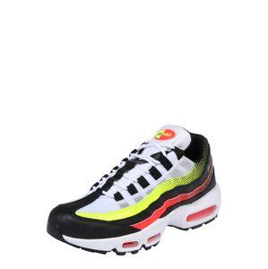 Nike Sportswear Nízke tenisky 'AIR MAX 95 SE'  žlté / červené / biela
