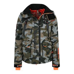 Superdry Snow Outdoorová bunda 'ULTIMATE SNOW RESCUE JACKET'  kaki