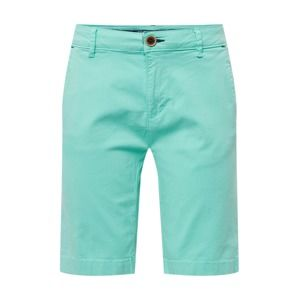 COLOURS & SONS Chino nohavice 'CHARLES'  vodová
