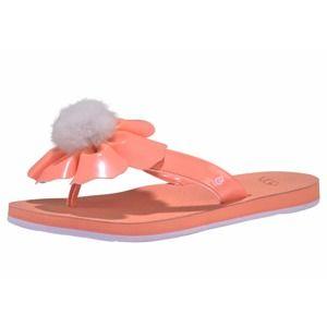 UGG Žabky 'Poppy'  pastelovo fialová / koralová