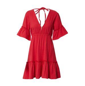 BILLABONG Letné šaty 'Lovers wish'  červené