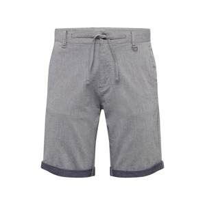 JACK & JONES Chino nohavice  sivá
