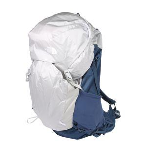 THE NORTH FACE Športový batoh  sivá / modrá