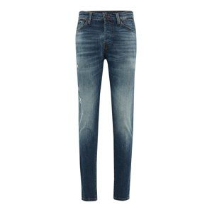 JACK & JONES Džínsy 'JJIFRED JJICON JJ 109'  modrá denim