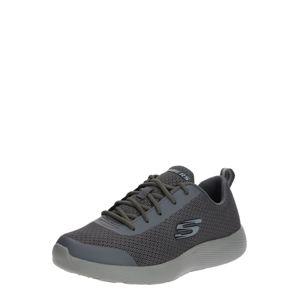 SKECHERS Sneaker 'DYNA-LITE SOUTHACRE'  tmavosivá