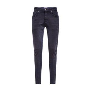 Calvin Klein Jeans Džínsy '016 SKINNY'  šedá denim