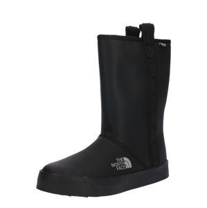 THE NORTH FACE Športová obuv  čierna