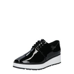 ALDO Šnurovacie topánky 'Tux'  čierna