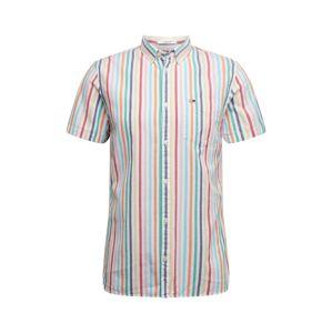 Tommy Jeans Košeľa  zmiešané farby / biela