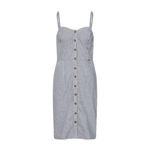 Superdry Letné šaty 'Mila'  modré / prírodná biela