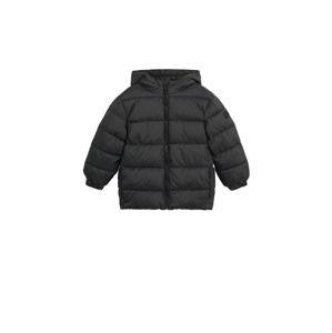 MANGO KIDS Zimná bunda 'America 7'  čierna