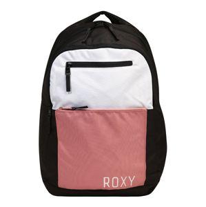 ROXY Športový batoh 'Here You Are'  rosé / čierna / biela