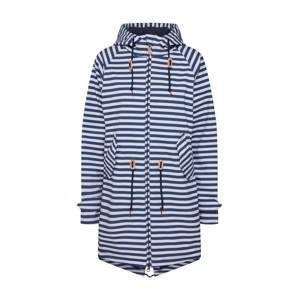 Derbe Prechodný kabát 'Island Friese'  modré / námornícka modrá / biela
