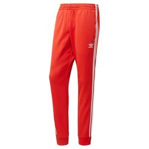 ADIDAS ORIGINALS Nohavice  jasne červená / biela
