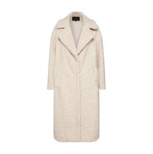 Herrlicher Prechodný kabát 'Tabby Fake Fur'  farba ťavej srsti