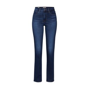 LEVI'S Džínsy '724 HIGH RISE STRAIGHT'  modrá denim