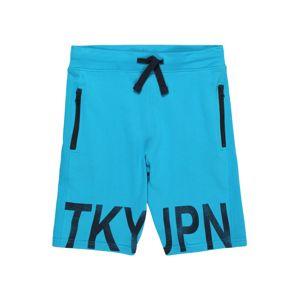 BLUE SEVEN Nohavice  tyrkysová