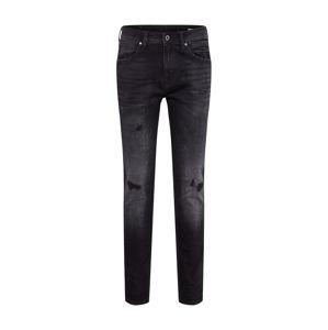 Pepe Jeans Džínsy 'Nickel'  čierna denim