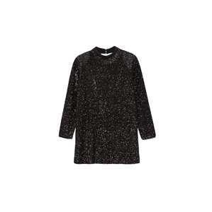 Pepe Jeans Kokteilové šaty 'FARAH'  čierna