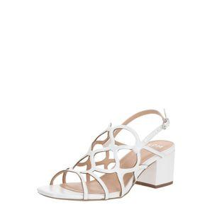 SPM Remienkové sandále 'Laser'  biela