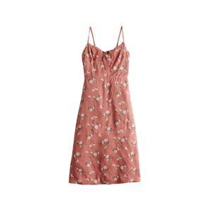 HOLLISTER Letné šaty  ružová
