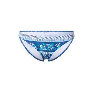 RIP CURL Bikinové nohavičky  biela / modré