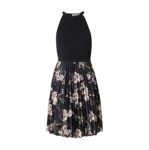 ABOUT YOU Letné šaty 'Nicky Dress'  čierna