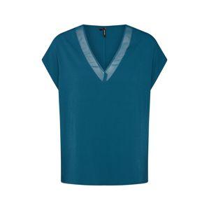 VERO MODA Tričko 'vmwillow'  zelená