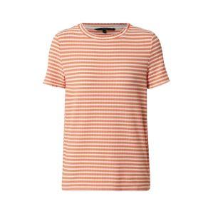 VERO MODA Tričko 'VMKIRI'  biela / oranžová