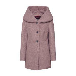 Amber & June Zimný kabát  hnedé