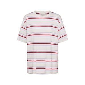 Carhartt WIP Tričko 'Riverside'  levanduľová / ružová / červené / biela