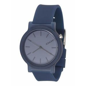 Komono Analógové hodinky 'MONO'  námornícka modrá