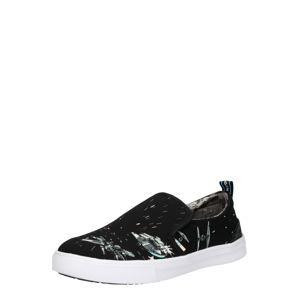 TOMS Slip-on obuv  čierna / biela