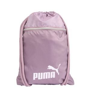 PUMA Športová taška  fialová