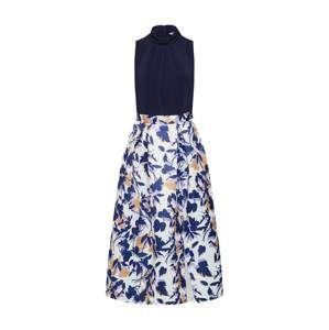 Closet London Šaty 'Closet Gold'  námornícka modrá / biela