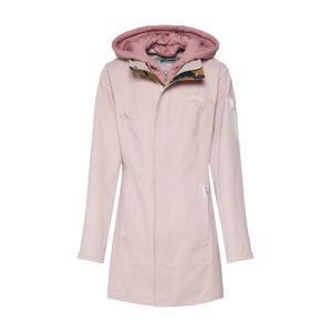 Khujo Prechodná bunda 'Bolka'  ružová / rosé