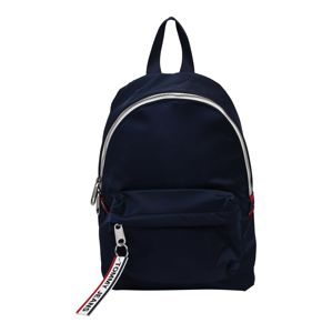 Tommy Jeans Batoh 'LOGO TAPE MI BACKPACK NYLON'  modré