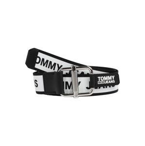 Tommy Jeans Opasky  biela / čierna
