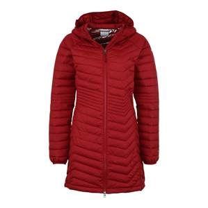 COLUMBIA Outdoorová bunda 'Powder Lite Mid'  červené