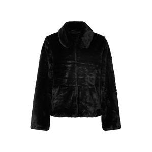 Obey Prechodná bunda  čierna