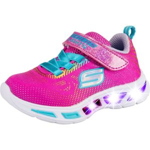SKECHERS Tenisky 'low Blinkies LITEBEAMS GLEAM N' DREAM'  ružová