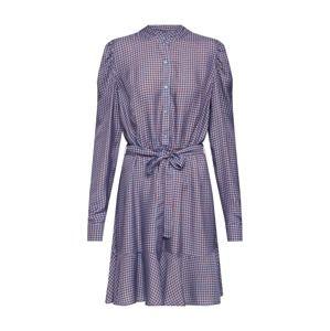 Custommade Košeľové šaty 'Haniel'  modré