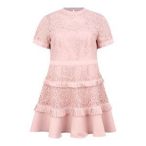 Forever New Kokteilové šaty 'ROCHELLE'  ružová