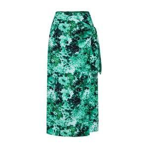 OBJECT Sukňa 'SANA'  zelená